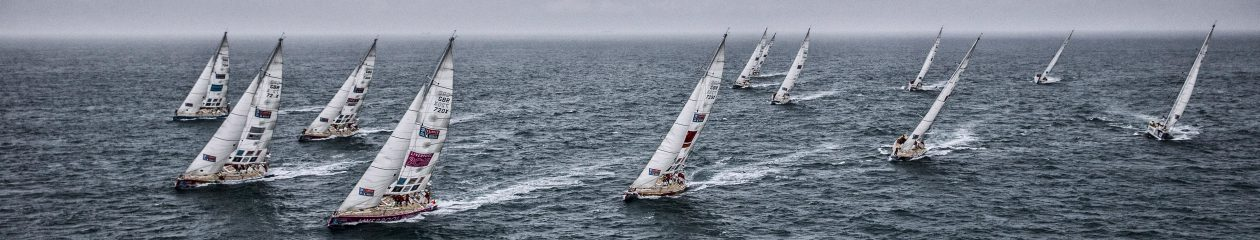 Youngest women on the Clipper Round the World Yacht Race